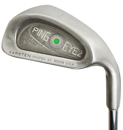 Pre-Owned Ping Golf Eye 2 + Irons (5 Iron Set)