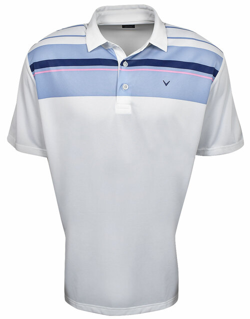 Callaway Golf- Chest Block Polo