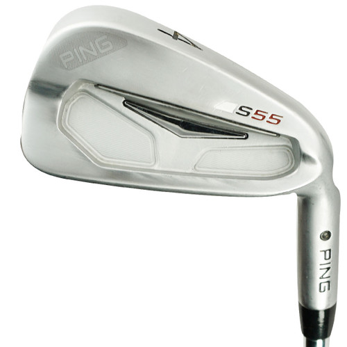 Pre-Owned Ping Golf S55 Irons (6 Iron Set)