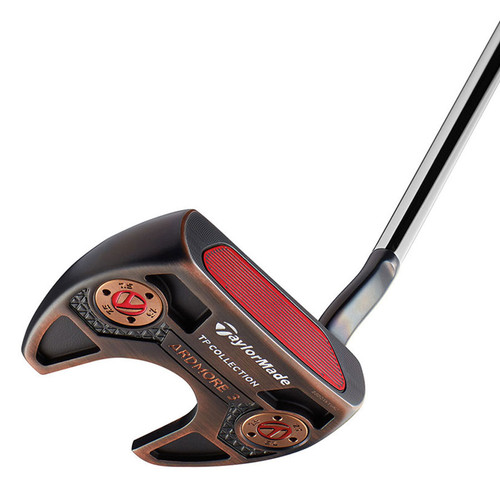 Pre-Owned TaylorMade Golf TP Black Copper Collection Ardmore 3 Putter