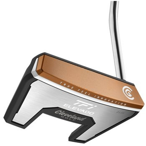 Pre-Owned Cleveland Golf TFI 2135 Elevado Putter