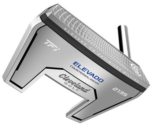 Pre-Owned Cleveland Golf TFI 2135 Satin Elevado CB Putter
