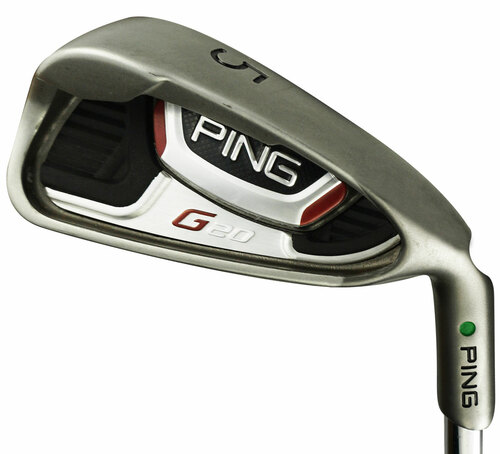 Pre-Owned Ping Golf G20 Irons (7 Iron Set)