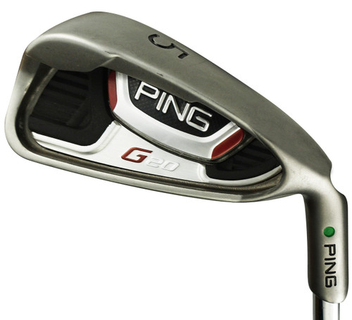 Pre-Owned Ping Golf G20 Irons (8 Iron Set)