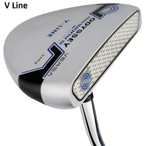 Pre-Owned Odyssey Golf Works Versa V-Line Putter