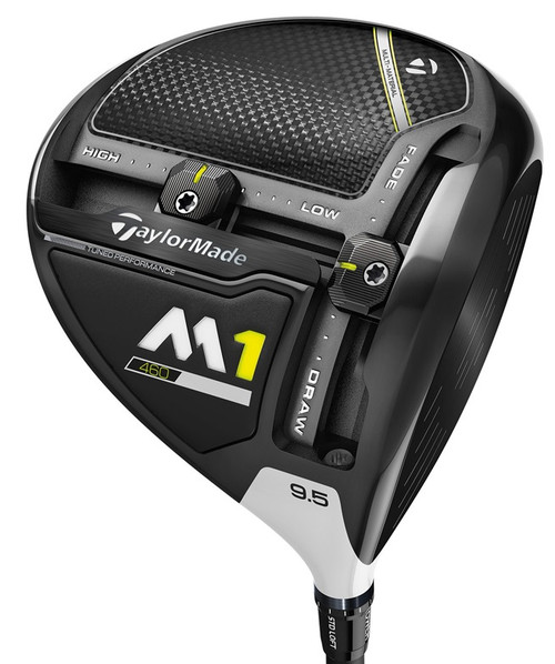 Pre-Owned TaylorMade Golf M1 460 2017 Driver (Left Hand)