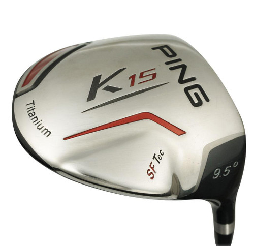 Pre-Owned Ping Golf K15 Driver