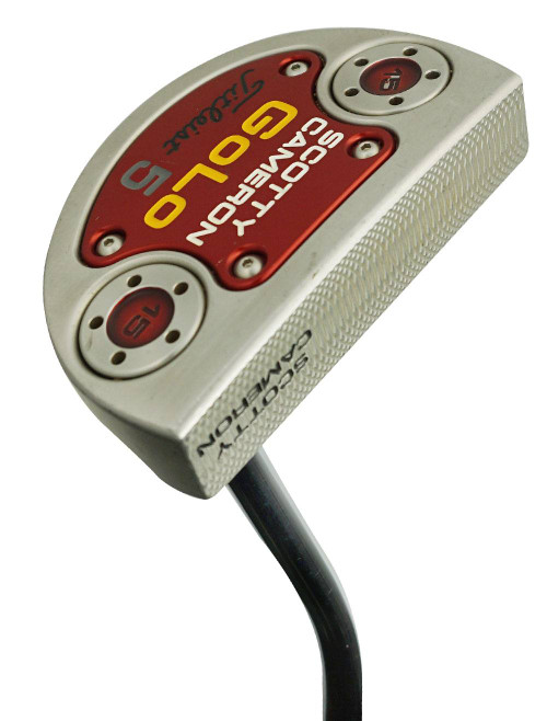 Pre-Owned Titleist Golf Scotty Cameron 2014 Select GOLO 5 Putter