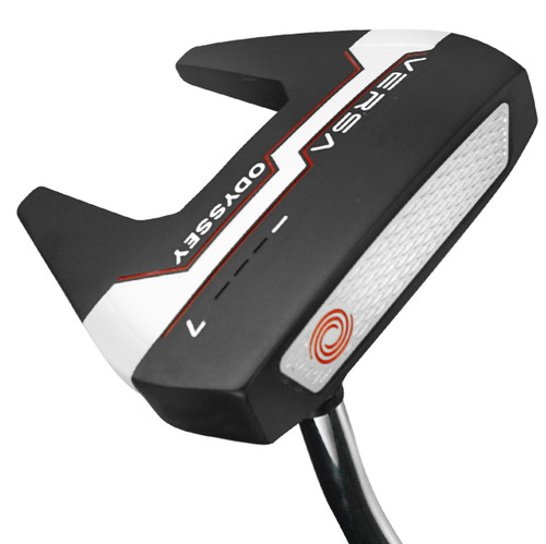 Pre-Owned Odyssey Golf Versa #7 Black Putter