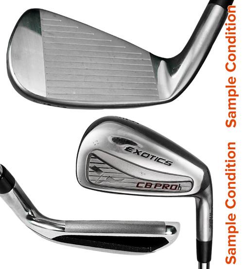 Pre-Owned Tour Edge Golf Exotics EXi Irons (7 Iron Set)