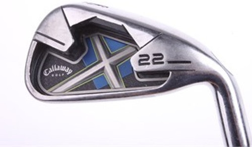 Pre-Owned Callaway Golf X-22 Irons (5 Iron Set)