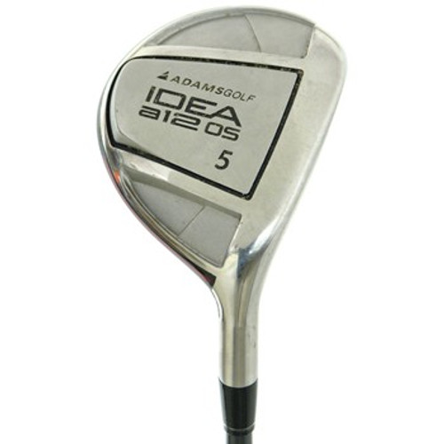 Pre-Owned Adams Golf Ladies Idea A12OS Fairway Wood (Left Handed)