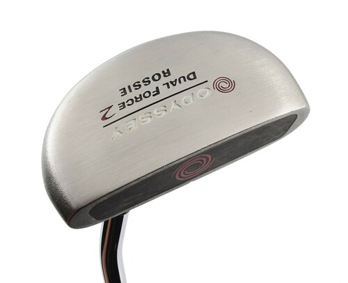 Pre-Owned Odyssey Golf Dual Force 2 Rossie Putter (Left Hand)