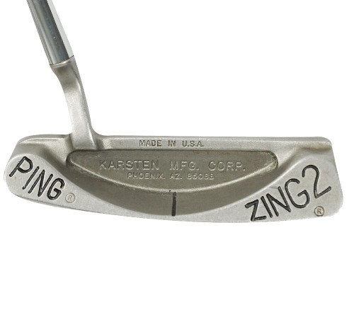 Pre-Owned Ping Golf Zing 2 Putter (Left Handed)