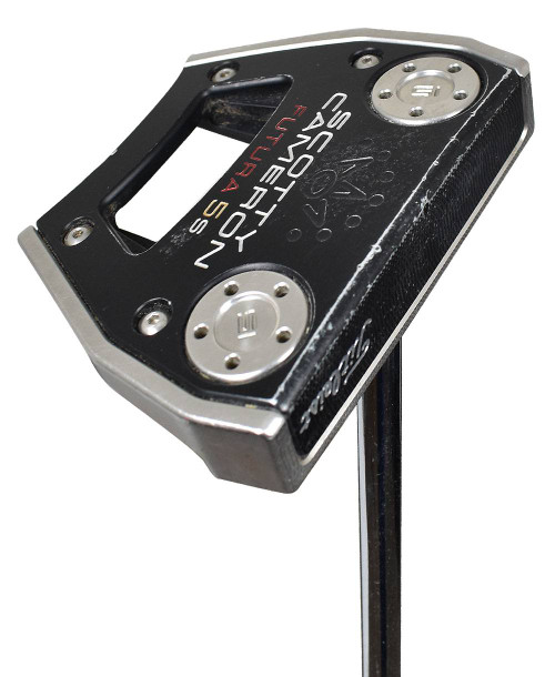 Pre-Owned Titleist Golf Scotty Cameron Futura 5S Putter