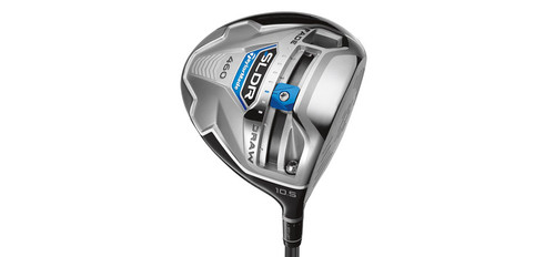 Pre-Owned TaylorMade Golf SLDR TP Driver (Left Handed)