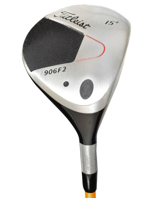 Pre-Owned Titleist Golf PT 906F2 Fairway Wood (Left Handed)