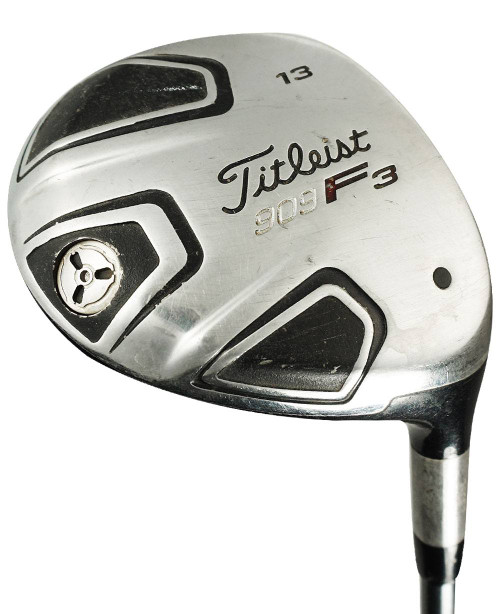 Pre-Owned Titleist Golf MLH 909 F3 Fairway Wood (Left Handed)