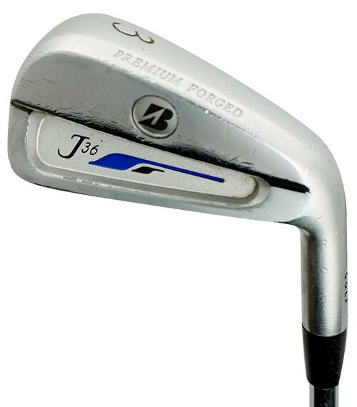 Pre-Owned Bridgestone Golf J36 Pocket Cavity Irons (7 Iron Set)