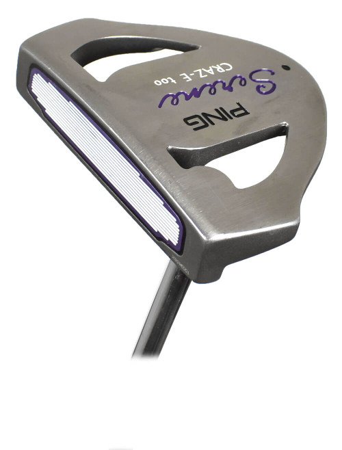 Pre-Owned Ping Golf Ladies Serene Craz-E Too Putter (Left Handed)