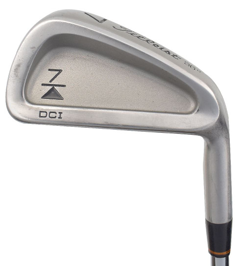 Pre-Owned Titleist Golf DCI Black Irons (7 Iron Set)
