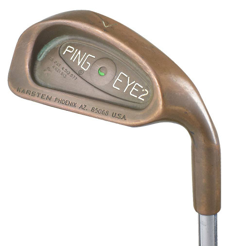 Pre-Owned Ping Golf Eye 2 + Becu Wedge