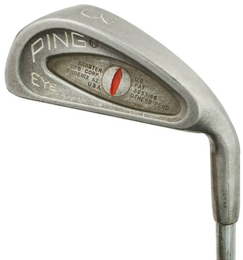 Pre-Owned Ping Golf Eye Irons (9 Iron Set)