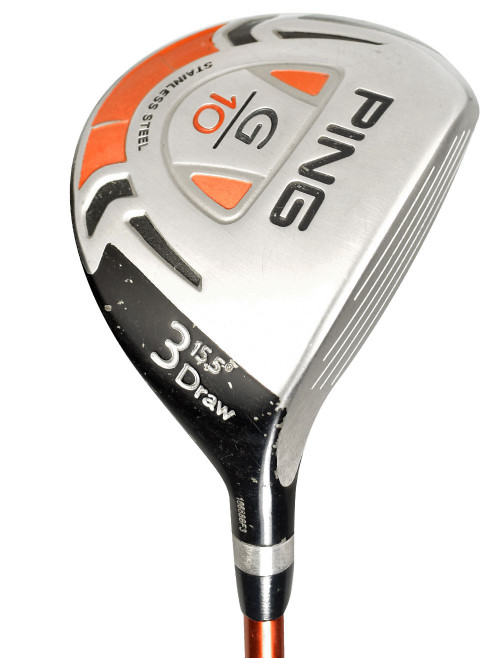 Pre-Owned Ping Golf G10 Draw Fairway (Left Handed)
