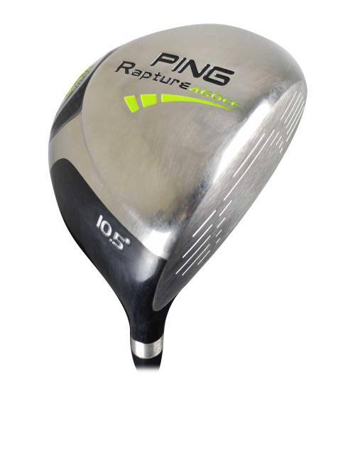 Pre-Owned Ping Golf Rapture Driver (Left Handed)