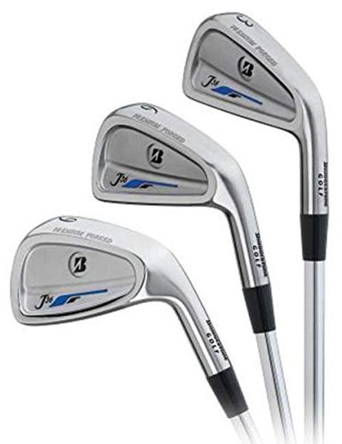 Pre-Owned Bridgestone Golf J36 Cavity Back Irons (8 Iron Set)