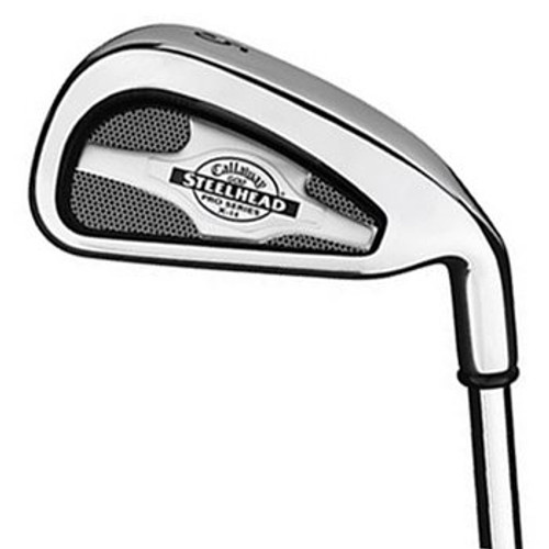 Pre-Owned Callaway Golf Steelhead X-14 Pro Series Irons (8 Iron Set)
