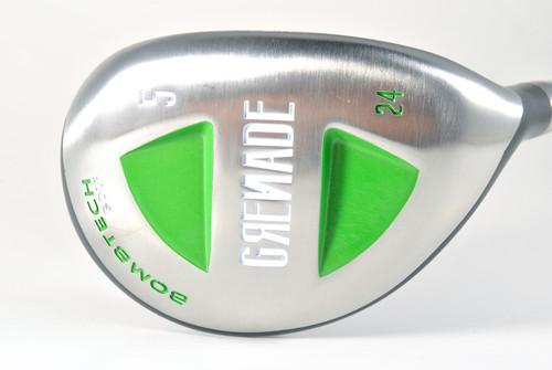 Pre-Owned Bombtech Golf Grenade Hybrid