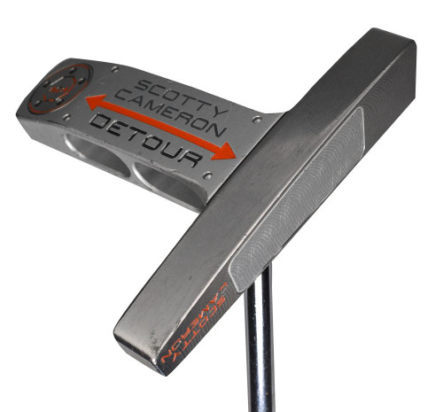Pre-Owned Titleist Golf Scotty Cameron Detour Putter