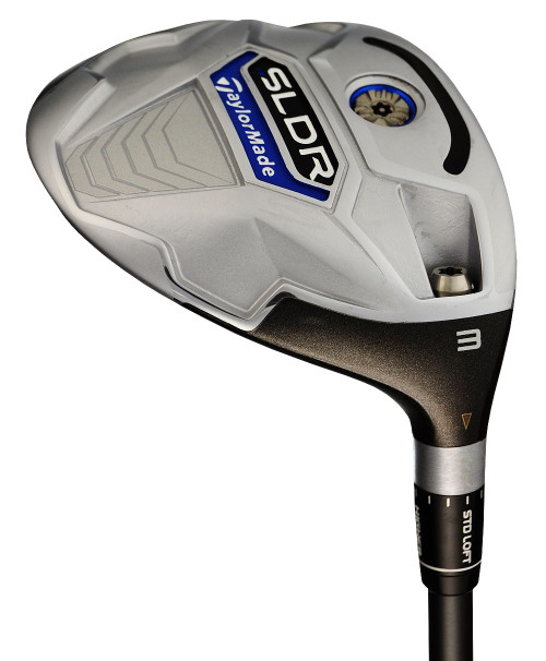 Pre-Owned TaylorMade Golf SLDR TP Fairway Wood (Left Handed)