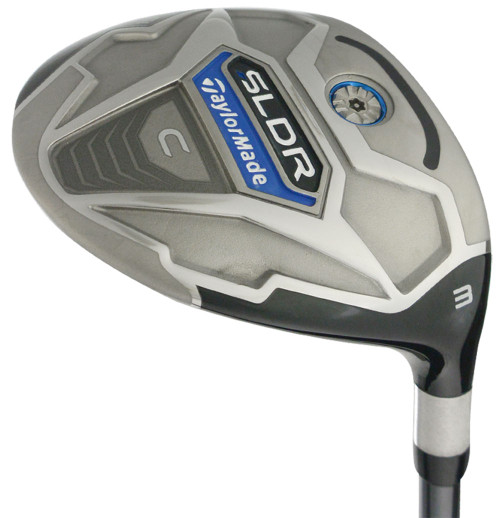 Pre-Owned TaylorMade Golf SLDR C Fairway (Left Handed)