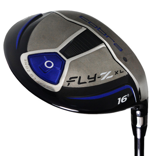 Pre-Owned Cobra Golf Fly-Z XL Fairway Wood (Left Handed)