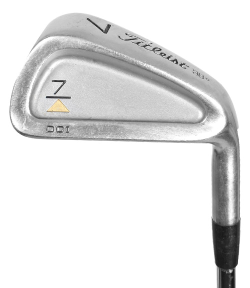 Pre-Owned Titleist Golf DCI Gold Irons (8 Iron Set)