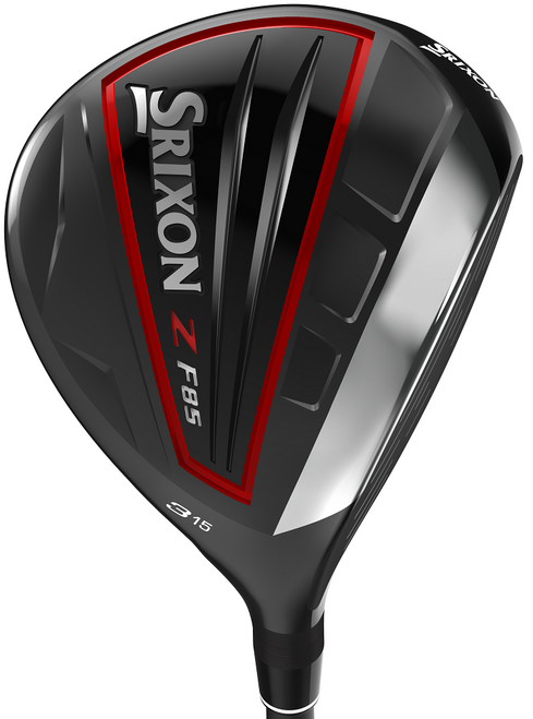 Pre-Owned Srixon Golf LH Z F85 Fairway Wood (Left Handed)