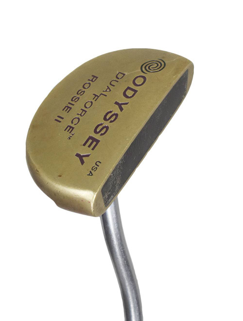 Pre-Owned Odyssey Golf Dual Force Rossie 2 Bronze Putter