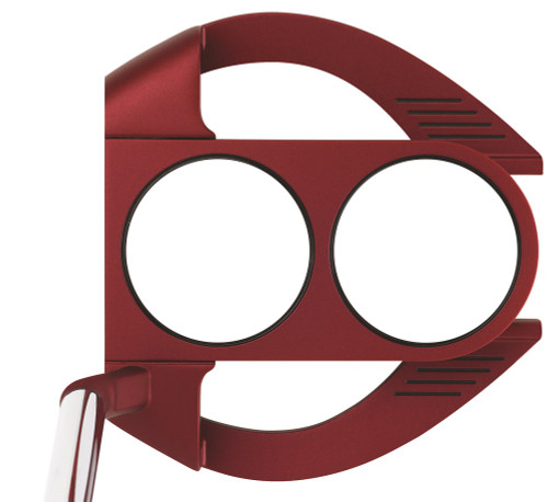 Pre-Owned Odyssey Golf 2018 O-Works Red 2 Ball Fang S Putter