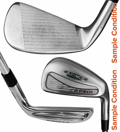 Pre-Owned Titleist Golf 716 MB Forged Irons