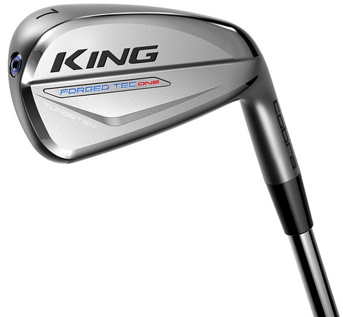 Cobra Golf- King Forged TEC One Irons (7 Iron Set)