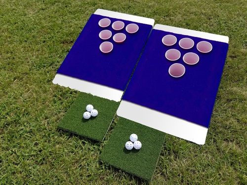 Beer Pong Golf- Tailgate Edition Set