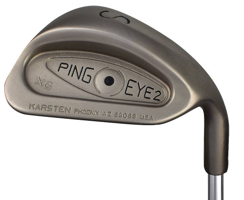 Pre-Owned Ping Golf Eye 2 XG Wedge (Left Handed)