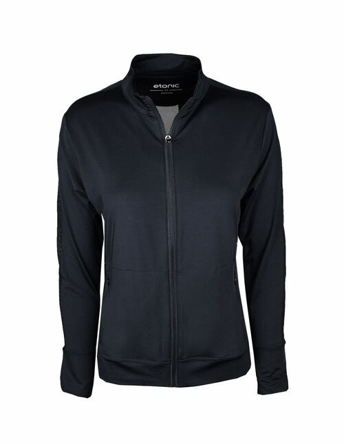 Etonic Golf- Ladies Long Sleeve Mesh Jacket
