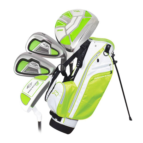 Ray Cook Golf LH Manta Ray 7 Piece Junior Set With Bag Ages 6-8 (Left Handed)