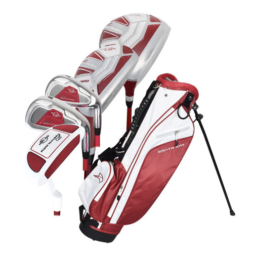 Ray Cook Golf Manta Ray 8 Piece Junior Set With Bag (Ages 9-12)