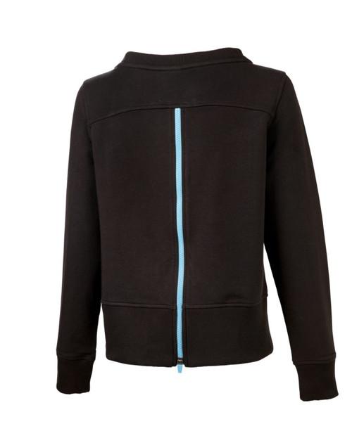 Puma Golf- Ladies Crewneck Zip Fleece