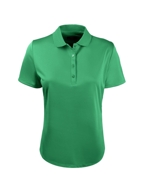 Callaway Golf- Ladies Swing Tech Solid Knit Polo