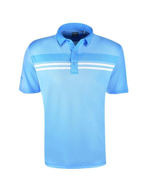 Callaway Golf- Birdseye Color Block Polo